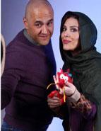 عکس های جدید رامبد جوان و همسرش سحر دولتشاهی به بهانه سال نو