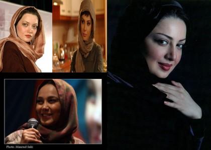 عکس های منتخب بازیگران زن ایرانی