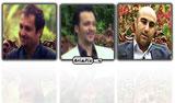 عکس های محسن تنابنده و احمد مهران فر در برنامه خوشا شیراز