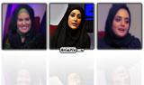 عکسهای نرگس محمدی و رز رضوی در برنامه سین مثل سریال ۹۲