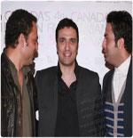 محمدرضا فروتن,حسین یاری و مصطفی زمانی در جشنواره تورنتو ۲۰۱۳