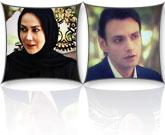 عکسهای جدید آنا نعمتی و امیرعلی دانایی در برنامه خوشا شیراز