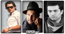 عکسهای منتخب و جدید از بازیگران مرد ایرانی