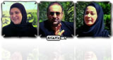 عکس های بازیگران مجموعه پایتخت در برنامه زنده رود و خوشا شیراز