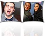 عکس های بازیگران در حاشیه جشنواره فیلم فجر