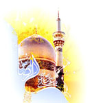 تبریک میلاد امار رضا (ع) | آریاپیکس