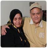 عکسهای جدید اکبر عبدی و پدر و مادرش+مصاحبه