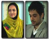 عکسهای جدید گلاره عباسی و عطا عمرانی در برنامه خوشا شیراز