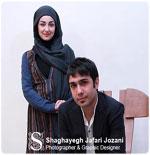 عکس های جدید از حسین مهری و ویدا جوان