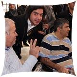 دیدار خوانندگان سرشناس ایرانی با جانبازان