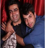 عکس های یادگاری بازیگران در برنامه خوشا شیراز(۱)