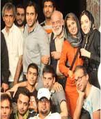 عکس های پشت صحنه فیلم آقای الف اولین فیلم سه بعدی ایرانی
