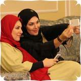 عکس های جدید از خواهران بازیگر ; لاله و ستاره اسکندری