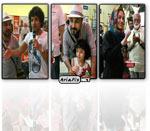 عکس های جشن تولد رضا عطاران در مراسم تقدیر از فیلم خوابم می آد