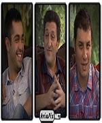 عکسهای برنامه زنده رود با حضور جواد عزتی,اشکان اشتیاق و یوسف صیادی