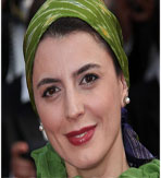 عکس های لیلا حاتمی در جشنواره فیلم کن ۲۰۱۲