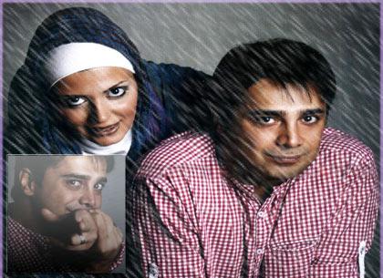 عکس های جدید سپند امیر سلیمانی و همسرش مارال آراسته| ariapix.net