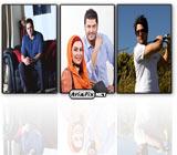 عکس های بازیگران بر جلد مجلات;مهر ماه ۹۱