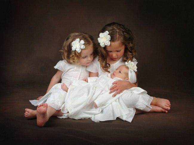 عکس های جالب از کودکان ناز | ariapix.net