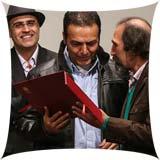 عکس های مراسم بزرگداشت فریبرز عرب نیا با حضور برخی بازیگران