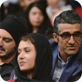 عکس های چهاردهمین جشن حافظ با حضور اهالی سینما و تلویزیون (۳)
