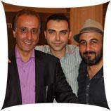 عکسهای بازیگران در مراسم افطاری ۹۲