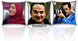 مهدی سلطانی,عباس عزالی و هستی مهدوی در برنامه خوشا شیراز