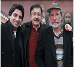عکس های نشست خبری مجموعه زمانه