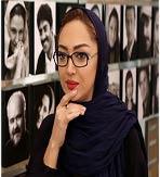 عکس های رونمایی از غرفه نیکی کریمی در موزه سینما