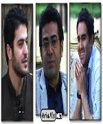 عکس های جدید از فرزاد حسنی و پوریا پورسرخ در برنامه خوشا شیراز