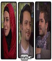 عکسهای جدید لیندا کیانی و عباس غزالی در برنامه زنده رود