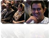 عکس / اولین جشن مطبوعات سینمایی با حضور جمعی از هنرمندان