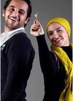 عکس های جدید از گلاره عباسی و عطا عمرانی بازیگران سریال شیدایی