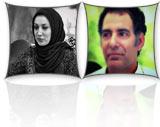 بهنام تشکر و نگار عابدی در برنامه خوشا شیراز