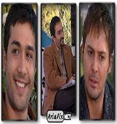 عکس های جدید حسین مهری و دانیال عبادی در برنامه زنده رود