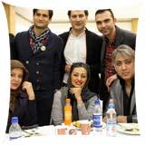 عکس / همایش همبستگی ملی با تیم ملی فوتبال در راه جام جهانی