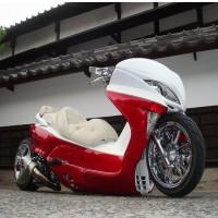 موتور سیکلتهای پیشرفته در ژاپن