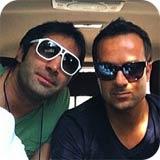 عکسهای جدید بازیگران ایرانی ویژه تیرماه ۱۳۹۳
