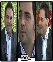 عکس های جدید احسان علیخانی در برنامه زنده رود