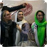 عکسهای افتتاحیه فیلم زندگی مشترک آقای محمودی و بانو