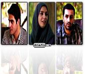 عکس های امین زندگانی,الیکا عبدالرزاقی و مهرانه مهین ترابی در خوشا شیراز