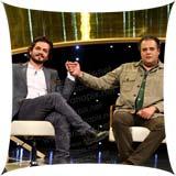 عکسهای حضور بازیگران مرد در شب پنجم برنامه سه ستاره