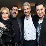 عکس های مراسم افتتاحیه سی و دومین جشنواره فیلم فجر ۹۲ (۲)