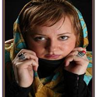 عکسهای اختصاصی و جدید از نعیمه نظام دوست