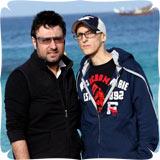 عکس های کنسرت محمد علیزاده به همراه مرتضی پاشایی در کیش فروردین ۹۳