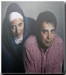 عکس های جدید سپند امیر سلیمانی و همسرش