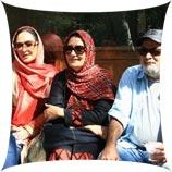 عکسهای سفر بازیگران و هنرمندان به تبریز (۲)