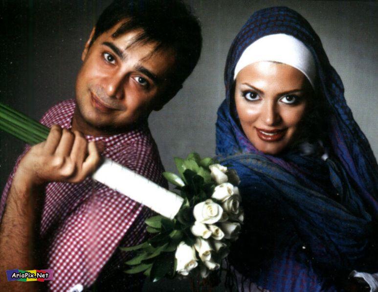 عکس های جدید سپند امیر سلیمانی و همسرش مارال آراسته
