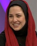 عکس های جدید مهراوه شریفی نیا در برنامه سین مثل سریال