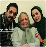 بازیگران ایرانی در استقبال از نوروز ۹۲